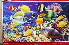 New 500 Piece Jigsaw Puzzle (Busy Fish)