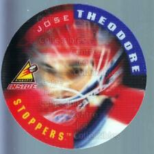 1997-98 Pinnacle Inside Stoppers #14 Jose Theodore