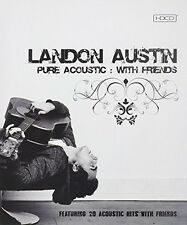 Landon Austin - Pure Acoustic: With Friends [New CD] Asia - Import