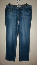 NWT PAIGE JIMMY JIMMY CROP MID RISE BOYFRIEND JEANS QUINCY WASH NEW SIZE 29