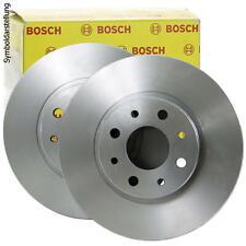 2x Bosch disco de freno conjunto de los discos de freno delantero frenos 0 986 478 876