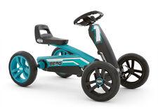 Go Kart Macchina Cavalcabile a Pedali Berg Buzzy Racing 4 Ruote Volante Sedile