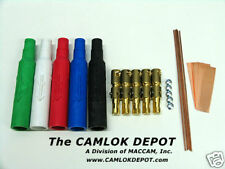 Camlok #8 - #4 MALE ONLY In Line Three Phase Kit