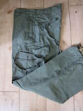 Us Army campo pantalones vietnam 1st cavalry fieldtrouser Jungle Pants m64 l marines