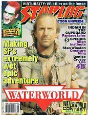 Starlog No.218 / 1995 Kevin Costner in Waterworld