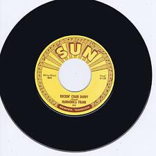 HARMONICA FRANK FLOYD - ROCKIN' CHAIR DADDY  - SUN ROCKIN' BLUES BOPPER (REPRO)