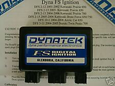 Dynatek Black Rev Box CDI/ECU Brute Force 750 Dyna 2005 2006 2007 Dynatec