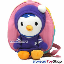 Pororo Cute Backpack Bag for Baby Kids PETTY Model String for No Missing Baby