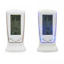 Sveglia orologio digitale con luce multifunzione display ora data calendario