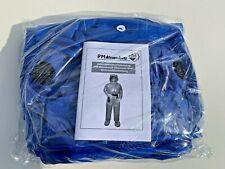 Respirex Gebläseatemschutzanzug Chemikalienschutzanzug Blowersuit Chemical Bleue