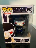 Funko Batman The Animated Series POP! Animation Bane Vinyl Figure #192 DC Comics