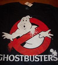 VINTAGE STYLE GHOSTBUSTERS SLIMMER T-Shirt MEDIUM NEW w/ tag