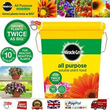 Miracle-Gro All Purpose Soluble Plant Food Tub 2 kg Best Selling Grows beautiful
