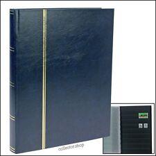 SAFE CLASSIFICATORE IN FORMATO A4 CON 32 FACCIATE NERE COPERTINA BLU