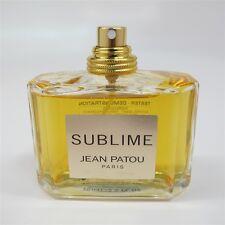 SUBLIME by Jean Patou 75 ml/2.5 oz Eau de Parfum Spray
