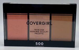 Covergirl Trublend Serving Sculpt Palette, 500 Bloom Babe