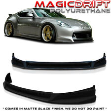 FIT FOR 2009-2012 10 11 12 NISSAN FAIRLADY JDM SUN Z34 370Z FRONT LIP LINE
