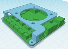 Anet 3D Printer Mainboard Fan Attachment