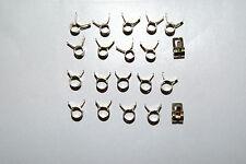 HODAKA ACE 90 100 DIRT SQUIRT100 SUPPER RAT WOMBAT SUPER COMBAT 5,6MM CLAMPS