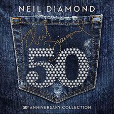 Neil Diamond - 50th Anniversary Collection [New CD]