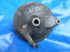 Yamaha  XT500 Bremsankerplatte hinten_Ankerplatte_Platte_/_Hinterrad_Rad_Bremse