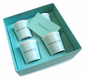 Tiffany & Co Bone china espresso paper cup