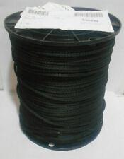 "1000' Spool Trivantage 519945 Neobraid 1/8"" Awning/ Industrial Cord 350Lb Black"
