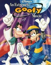 "Bill Farmer Autograph Signed 11x14 Photo - A Goofy Movie ""Goofy"" (JSA COA)"