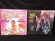 Polka Music the polka dots - happy polka time vinyl & Polka Power with Al Tercek