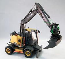 AT COLLECTIONS 1:32 SCALE VOLVO EWR 150E WHEELED EXCAVATOR (DUAL TYRES)