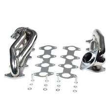 Performance Stainless Exhaust Manifold Shorty Header For Ford F150 04-10 5.4L V8