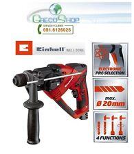 Trapano martello demolitore / Tassellatore 20mm 500W Einhell - RT-RH 20/1