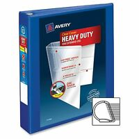 """Avery One Touch Ezd Heavy-duty Binder - 1.50"""" Binder Capacity - Letter - 8.50"""" X"""