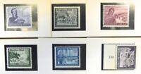 Briefmarken Deutsches Reich Satz 888 - 893