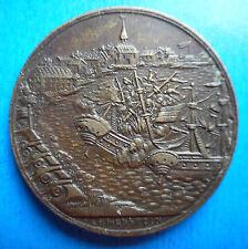 ALLEMAGNE - Bataille navale contre le Danemark - Christian VIII / Gefion - 1849