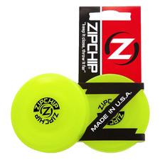 Zipchip Mini Frisbee Scheibe Taschen Spinner Outside Activity Spiel Fliegen Zip