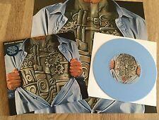 "Biffy Clyro-machines 7"" part 1 LIMITED BLUE VINYL + POSTER"