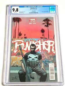 Punisher #2 CGC 9.8 1:50 Jerome Opena Variant