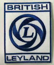 British Leyland embroidered   --- cloth patch.    H021104