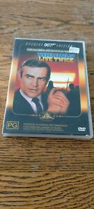 You Only Live Twice 007 BOND DVD Region 4 (VG Condition) Special Edition