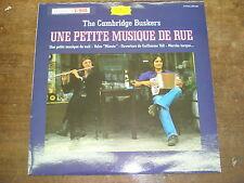 THE CAMBRIDGE BUSKERS Une petite musique de rue- LP
