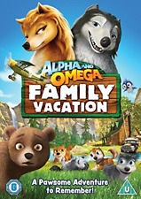 Alpha & Omega: Family Vacation  DVD NUOVO