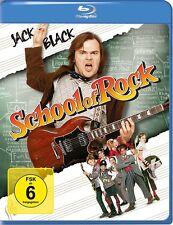 SCHOOL OF ROCK  BLU-RAY NEU  JACK BLACK/JOAN CUSACK/MIKE WHITE/+