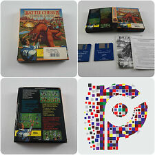 Battle Chess II Chinese Chess A Interplay Game for the Amiga tested & working