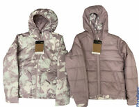 NEW NORTH FACE GIRLS REVERSIBLE PERRITO JACKET COAT HOOD INSULATED S M L XL $110