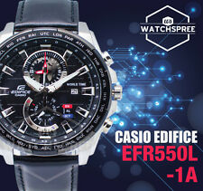 Casio Edifice Chronograph Watch EFR550L-1A