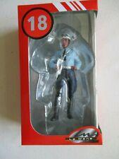 Divers Gendarme Michel 1975/80 - le Mans Miniatures 1/18