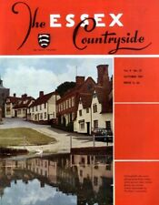 (P) ESSEX COUNTRYSIDE MAGAZINE #57 LAST LEGENDS OF THE ESSEX WITCHES