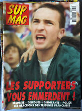 MAGAZINE SUP MAG N°33 ULTRAS psg om asse /no sticker echarpes maillot supporters