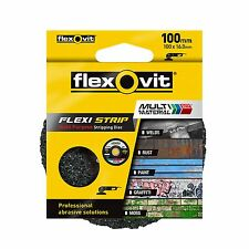 Flexovit FLEXI STRIP Multi Purpose Stripping Disc *AUST Brand-100, 115 Or 125mm
